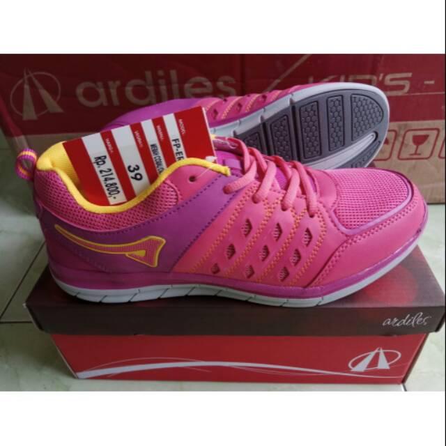 Sepatu Ardiles Erzi Pink  75a6c96e80