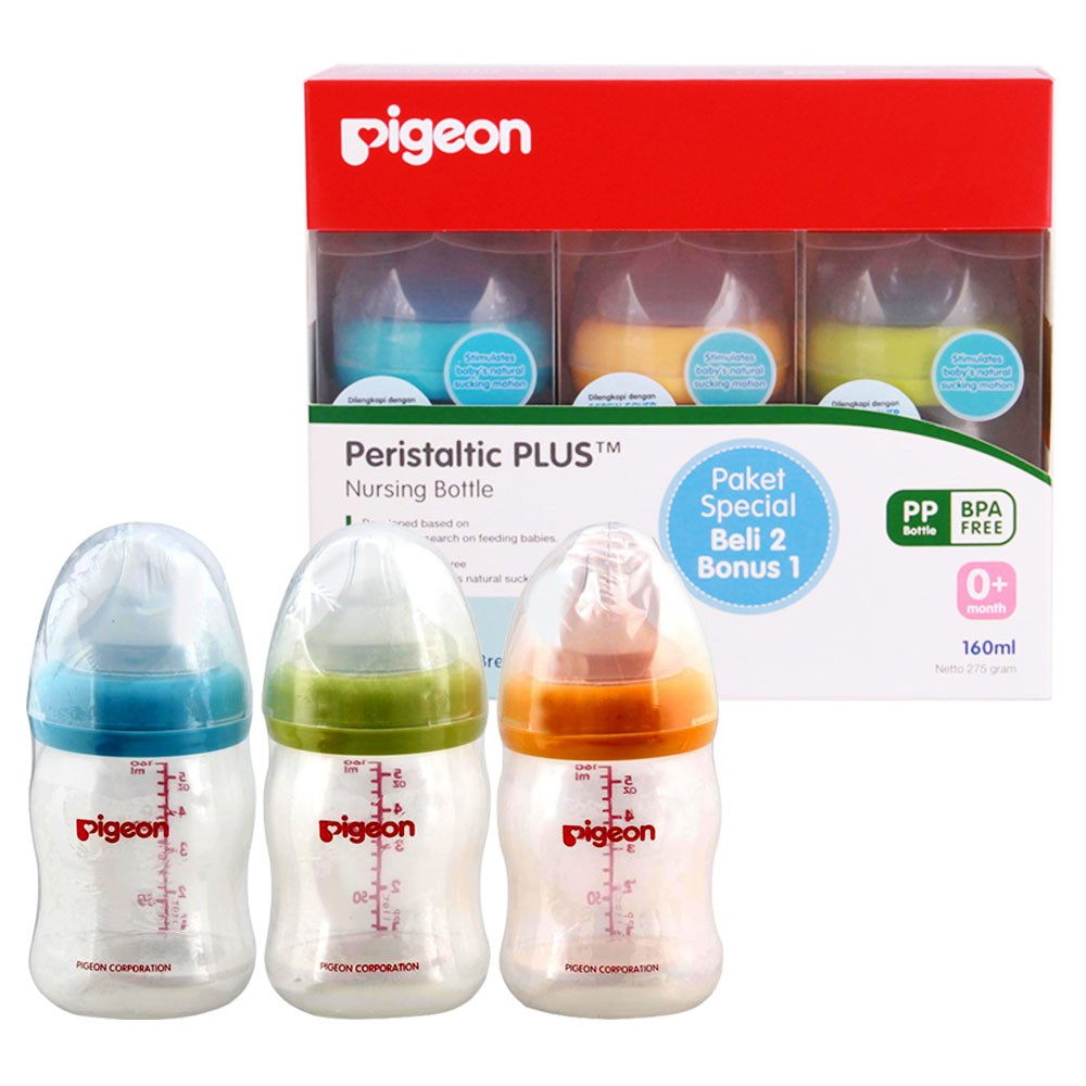 Pigeon Silicone Pacifier Step 2 2pcs 5 8m Shopee Indonesia Isi