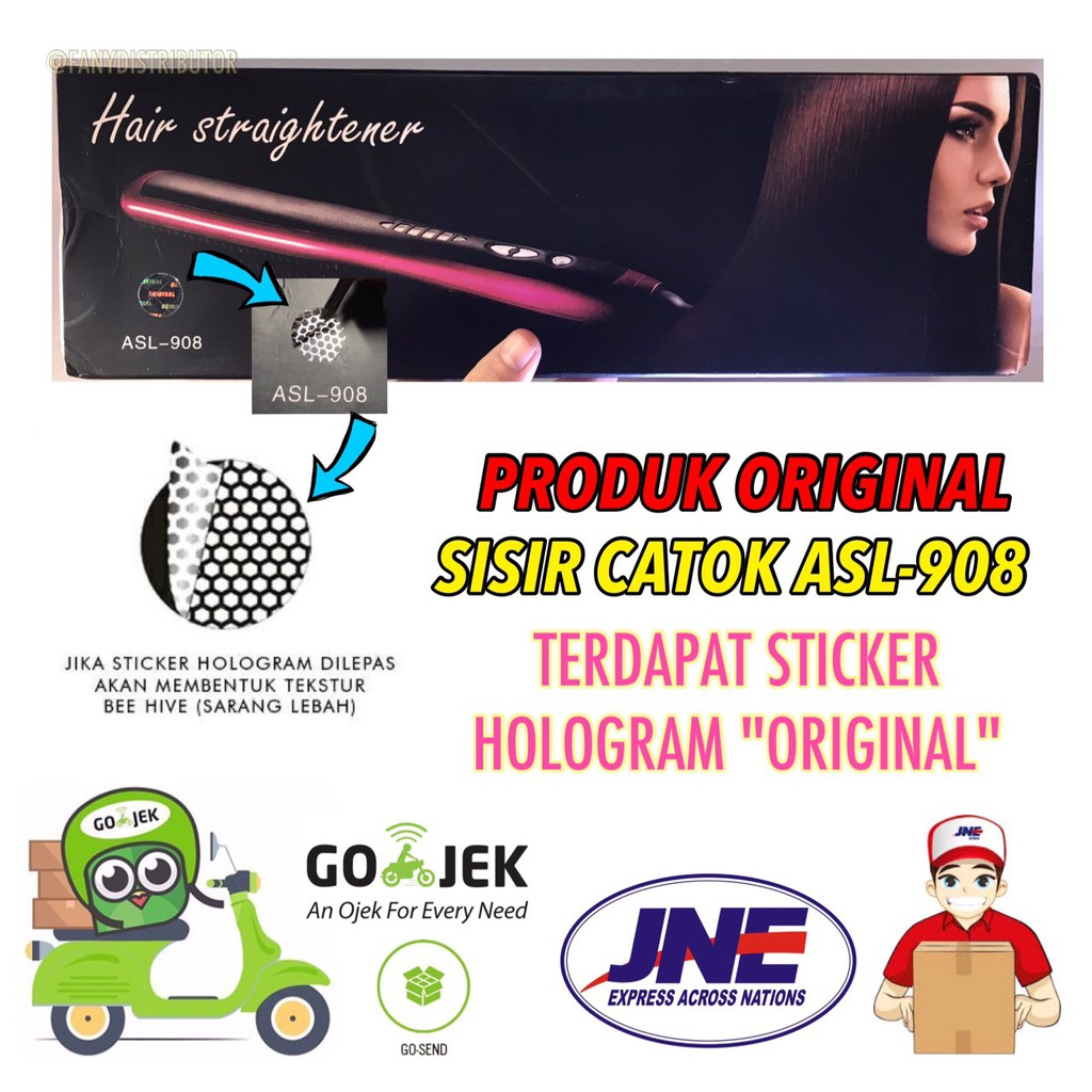 Lvling Catok Sisir Fast Hair Straightener Tipe Asl 908 Spec Dan Free Hairdryer Catokan Rambut Straightner Hqt 906 Elektrik Pelurus