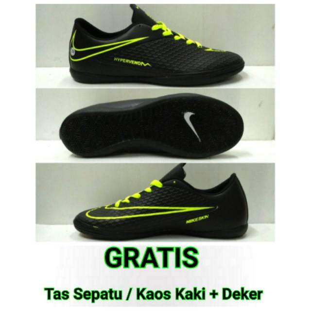 (BONUS TAS) Sepatu futsal nike hypervenom  aeec0b4d60