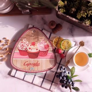 tray tatakan piring saji nampan hiasan gantungan dinding
