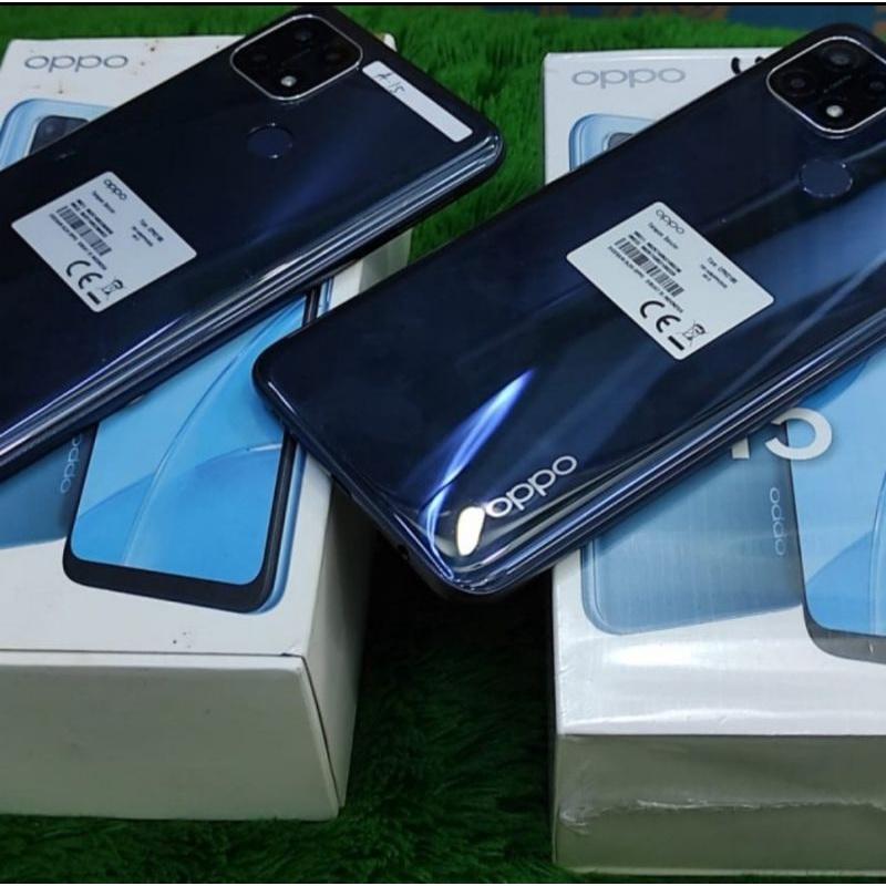 handphone second murah oppo A15 3/32 hp seken / hp bekas oppo a15 fullset