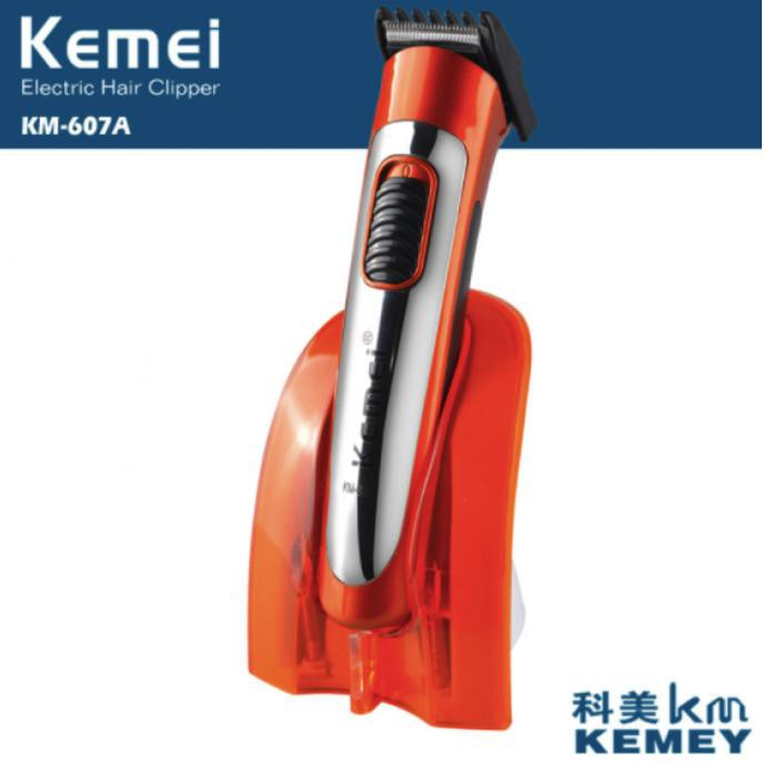 Kemei Km 605 Alat Cukur Rambut Hair Clipper - Cek Harga Terkini dan ... 4a80f1932d