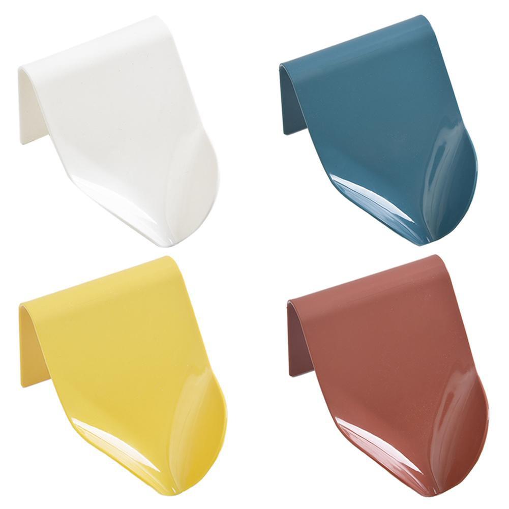 Drainage Soap Box Plastic Soap Collection Shelf Wall Holder Storage Box