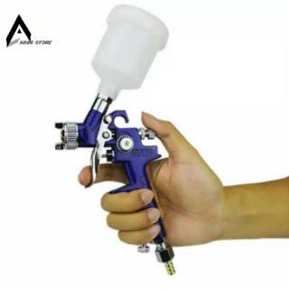 (BAYAR DITEMPAT) TAFFWARE PROFESSIONAL SPRAY GUN NOZZLE HVLP AIR BRUSH