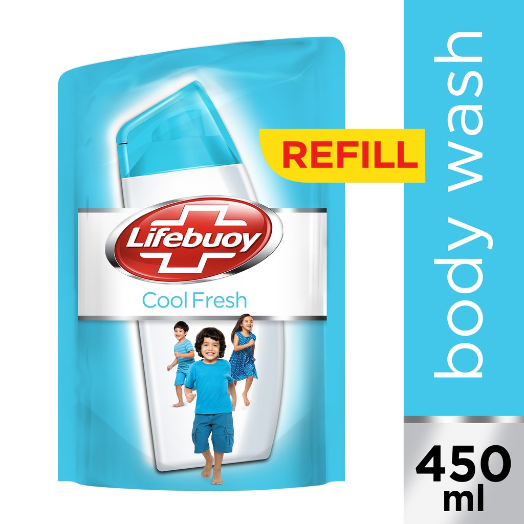 Lifebuoy Sabun Cair Cool Fresh Refill 450ml Twin Pack Shopee Indonesia Lux Body Wash Sakura