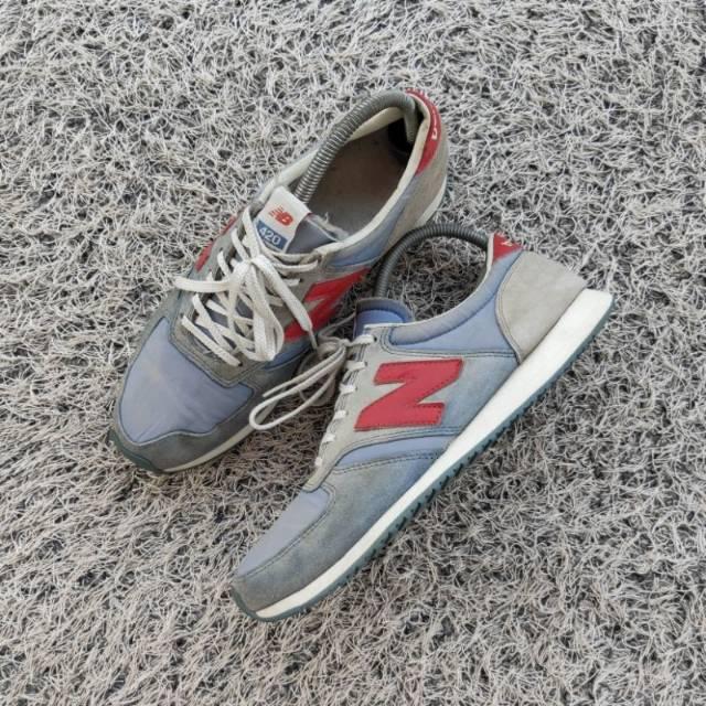 new balance 420 / new balance murah / new balance original / sepatu new balance 420 / U420BR