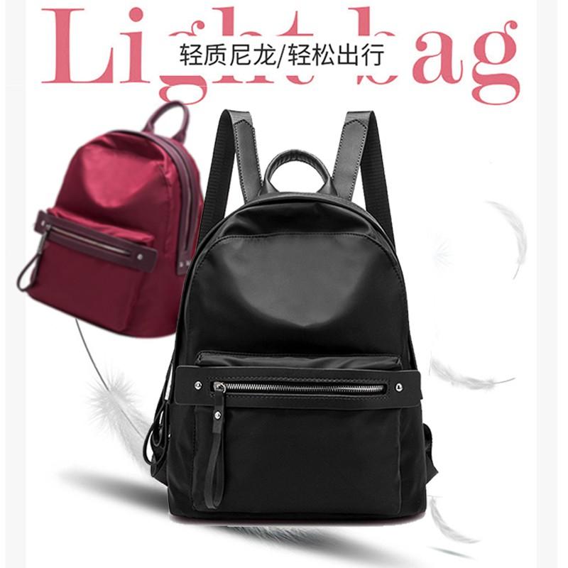 Tas Ransel / Backpack Punggung Wanita Remaja Import Kulit CS-BW 34 | Shopee Indonesia