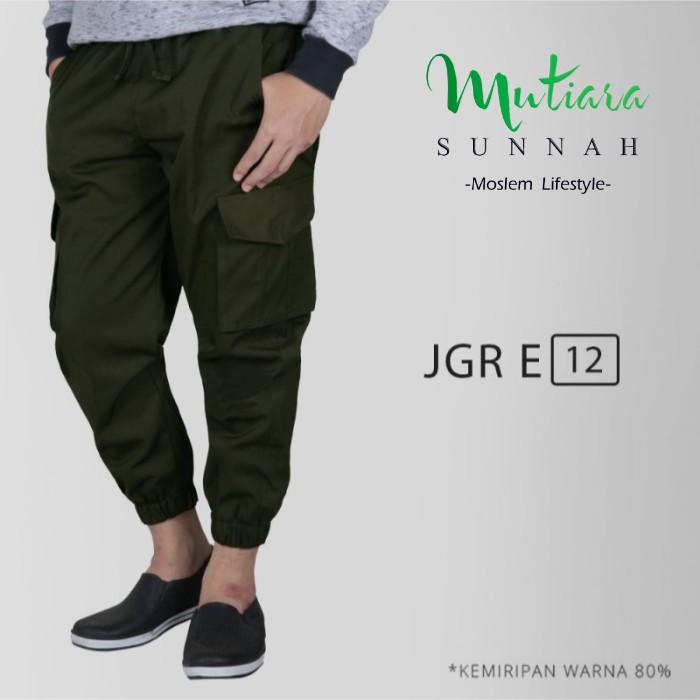 Celana Jogger Cargo   Jogger Pants   Celana Joger   Sirwal Joger   JGR E 12   Shopee Indonesia