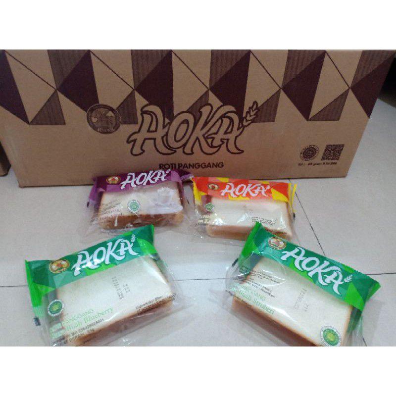 Roti Panggang Aoka Slash
