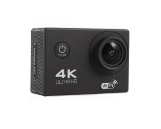 Sports Action Camera WiFi 4K | ULTRA-HD 16MP | 2