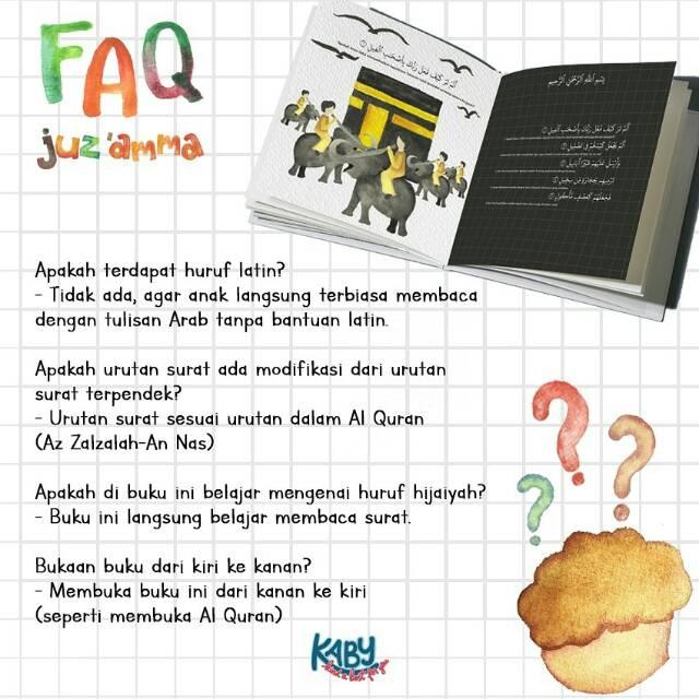 Juz Amma By Kabybooks Shopee Indonesia