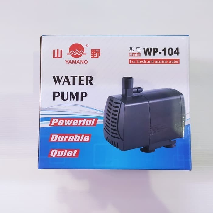 Pompa aquarium / Pompa hidroponik YAMANO WP 104   Shopee ...