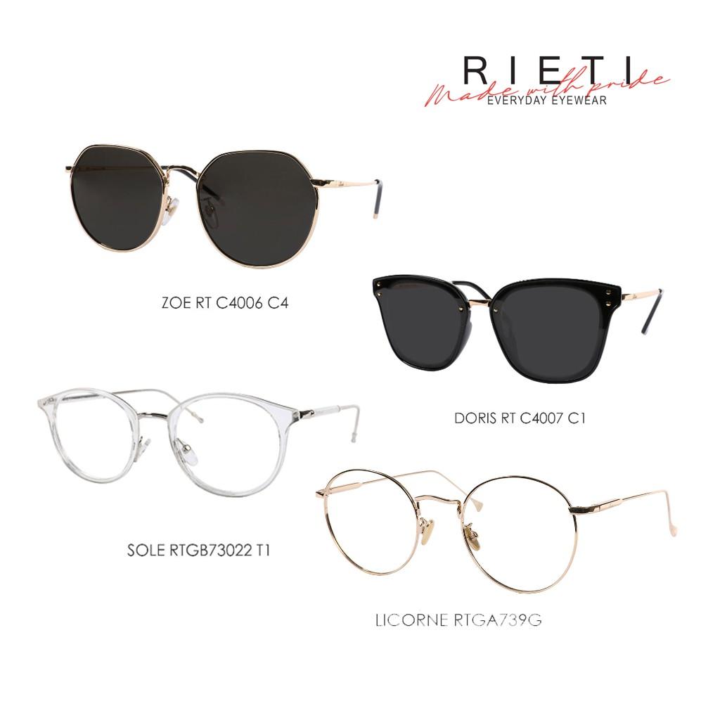 [RIETI] Sunglasses Doris / Zoe / Licorne / Sole