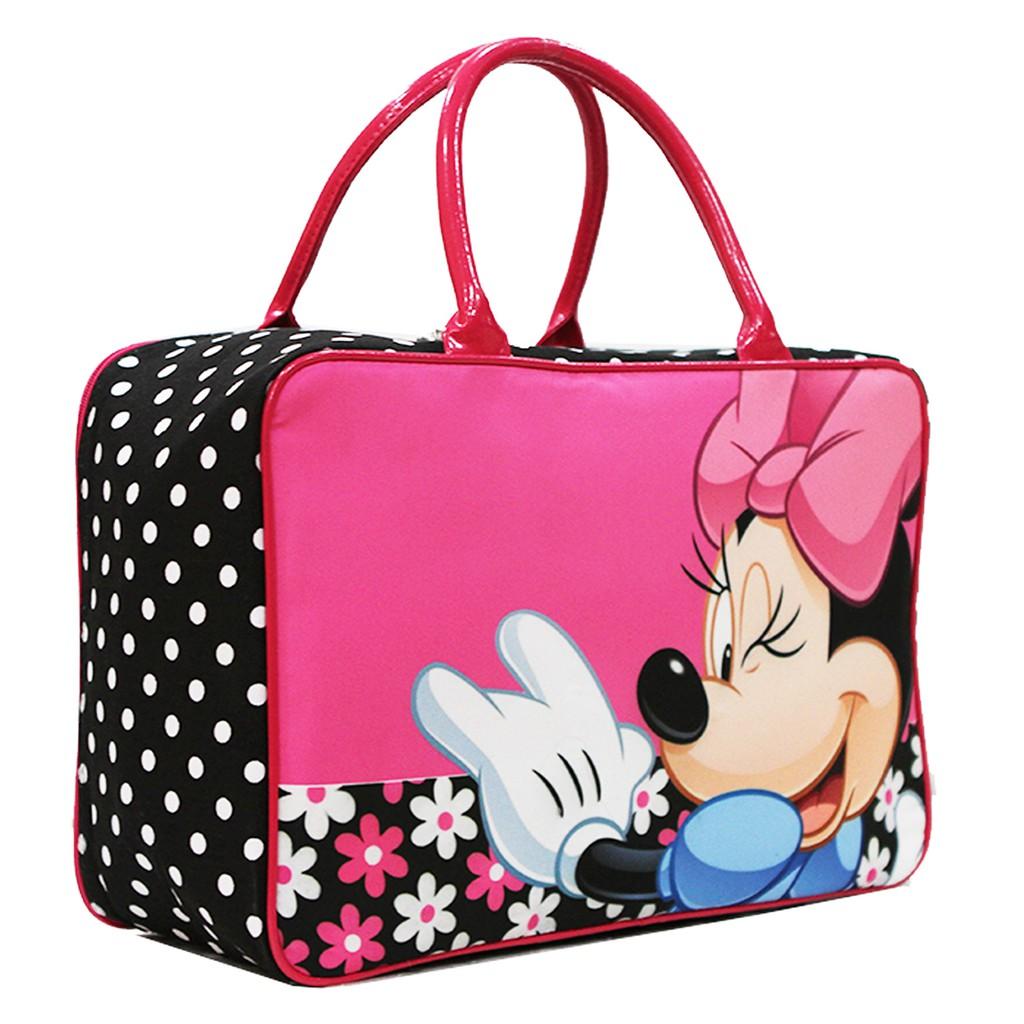 c8974d777f Tas Koper Anak Travelling Bag Karakter Kartun Disney Hello Kitty dll ...