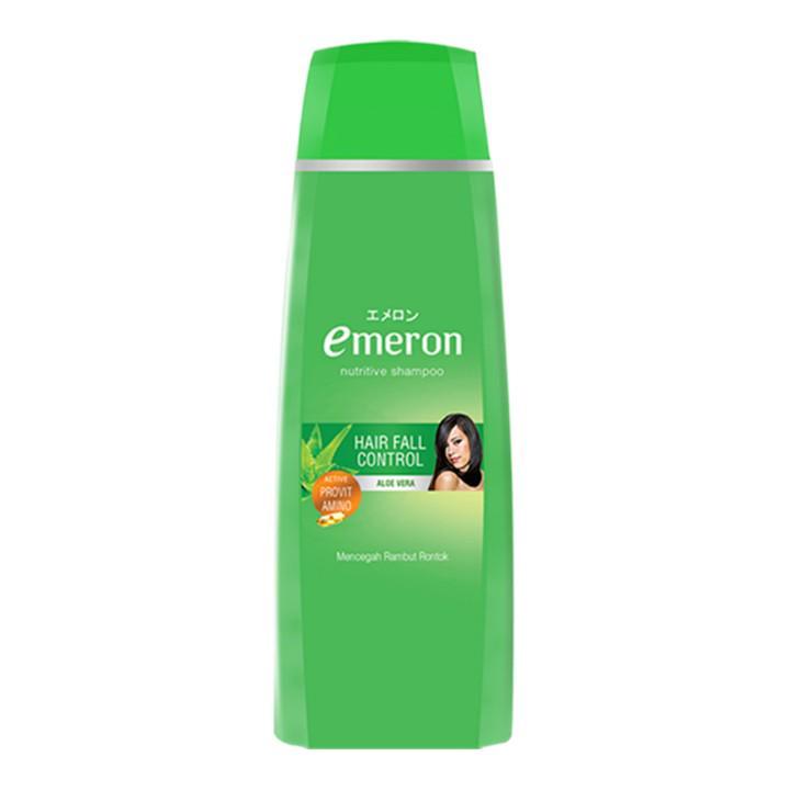 Emeron Shampoo Hair Fall Control Botol 340ml.-2
