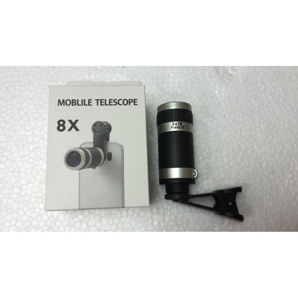 Lensa Telezoom 8x Jepit Daftar Harga Terlengkap Indonesia Terkini Promo Bonus Mini Tripod Holder U Shopee