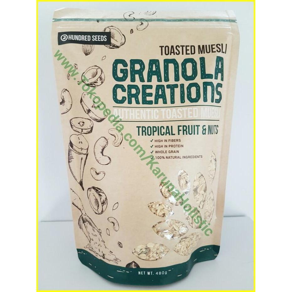 Granola Creations Granobar Honey Cranberries And Nuts Bar Creation 145g De Shopee Indonesia