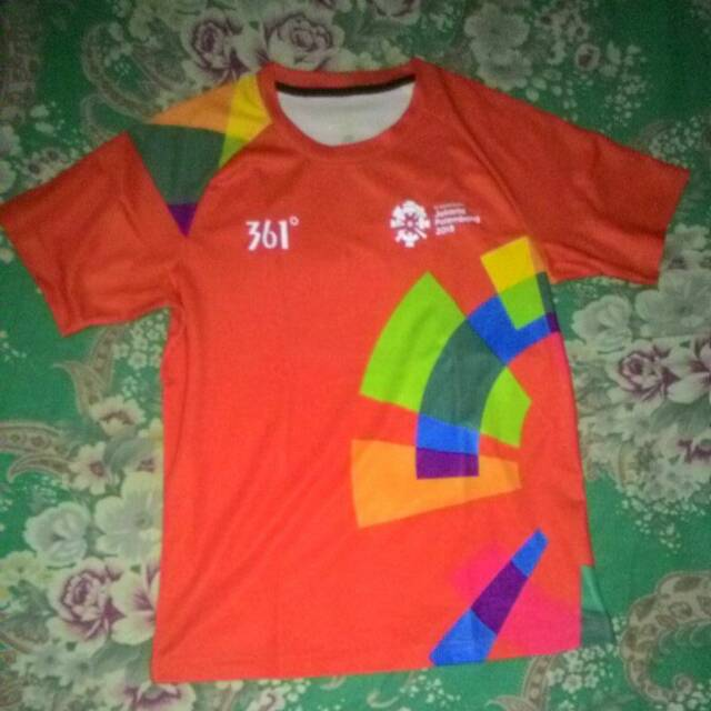 Jersey Volunteer Asian Games