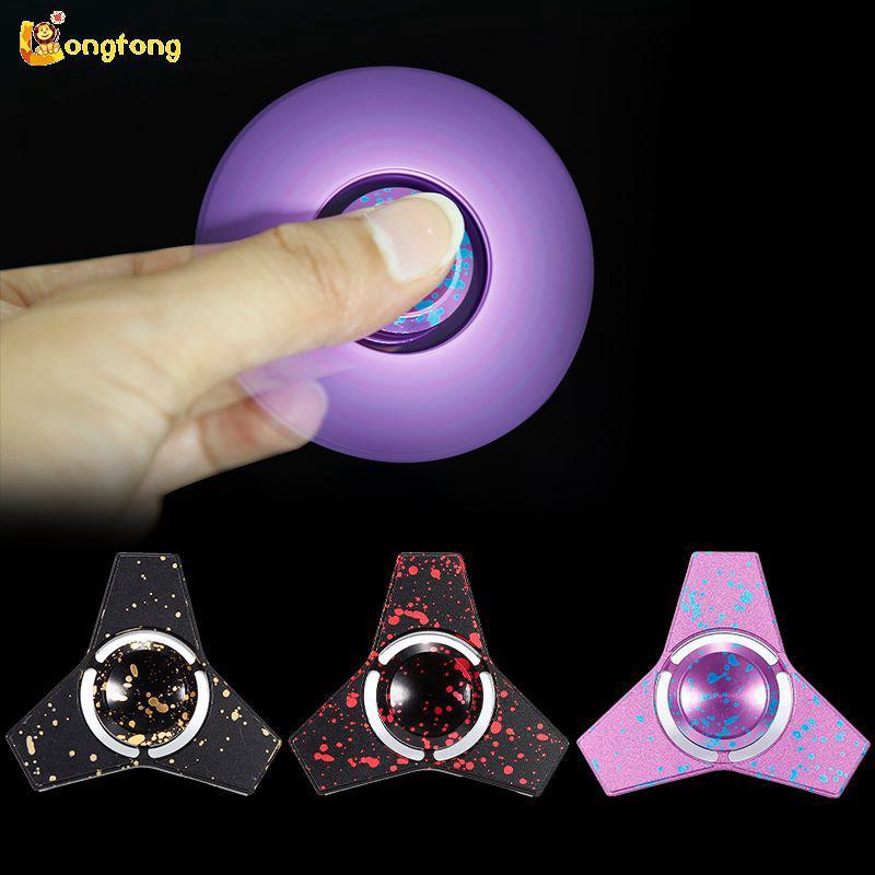 Fidget Spinner Penghilang Stress Bahan Aluminium Alloy -. suka: 0 .