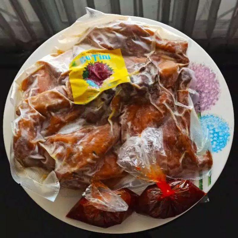 Ayam Goreng (kampung) Bu Tini (asli Jogja)