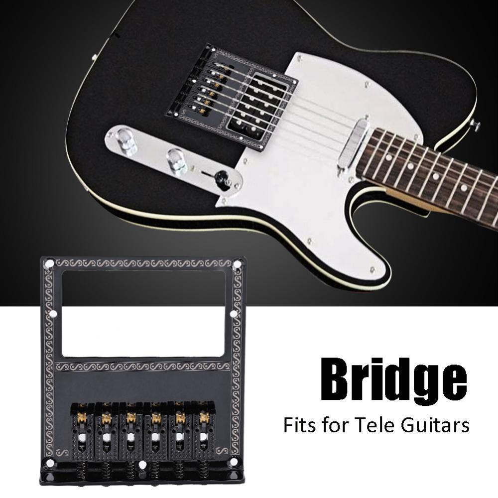 Bridge Tremolo Gitar Down Basic On Fender Chrome Silver Shopee Semi Updown Indonesia