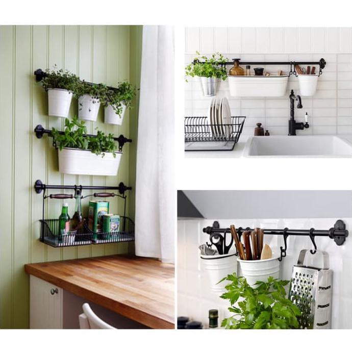 Ikea Fintorp Tempat Peralatan Makan