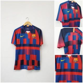 055ffe7c0 Jersey Barcelona Home Mashup Special Edition 20 Years Nike x Barca Grade Ori