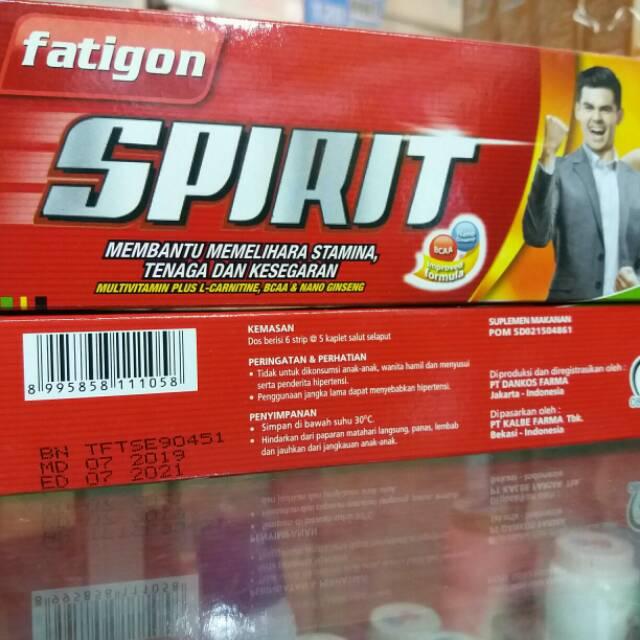 Fatigon spirit | Fatigon