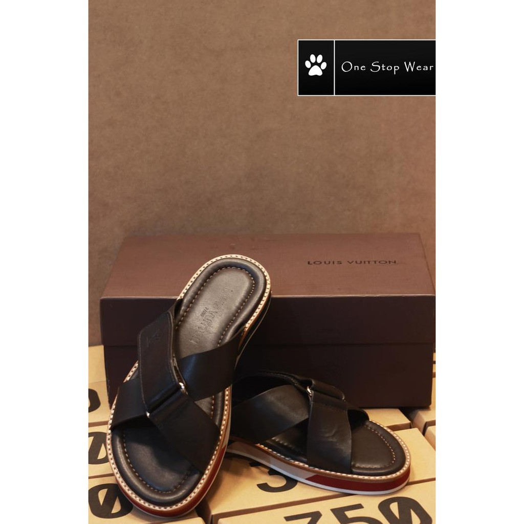 Diskon Ladness Sandals Kekinian Murah Grosir Import Original Terbaru Dr Kevin Men 97196 Mocca Cokelat Tua 40 Shopee Indonesia