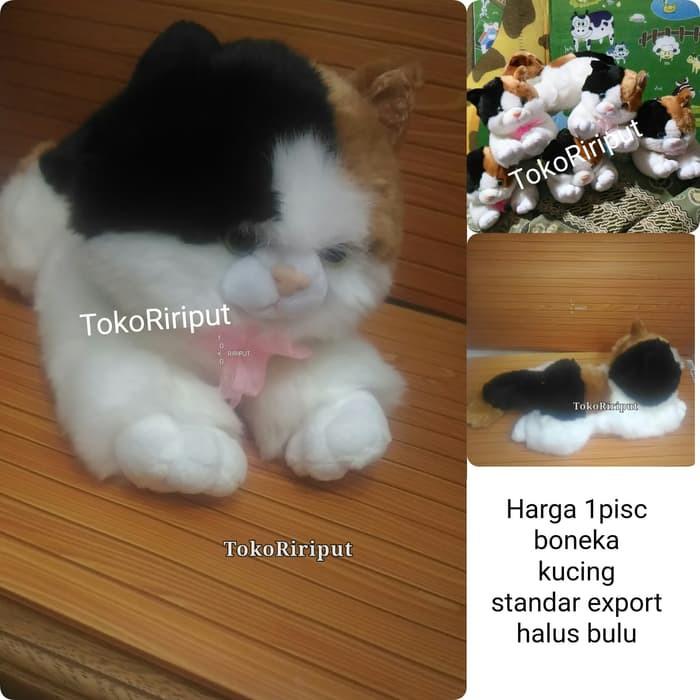 Baru Boneka- Boneka Kucing Marie Cat Disney 30Cm By Seulgi Putih   Shopee Indonesia