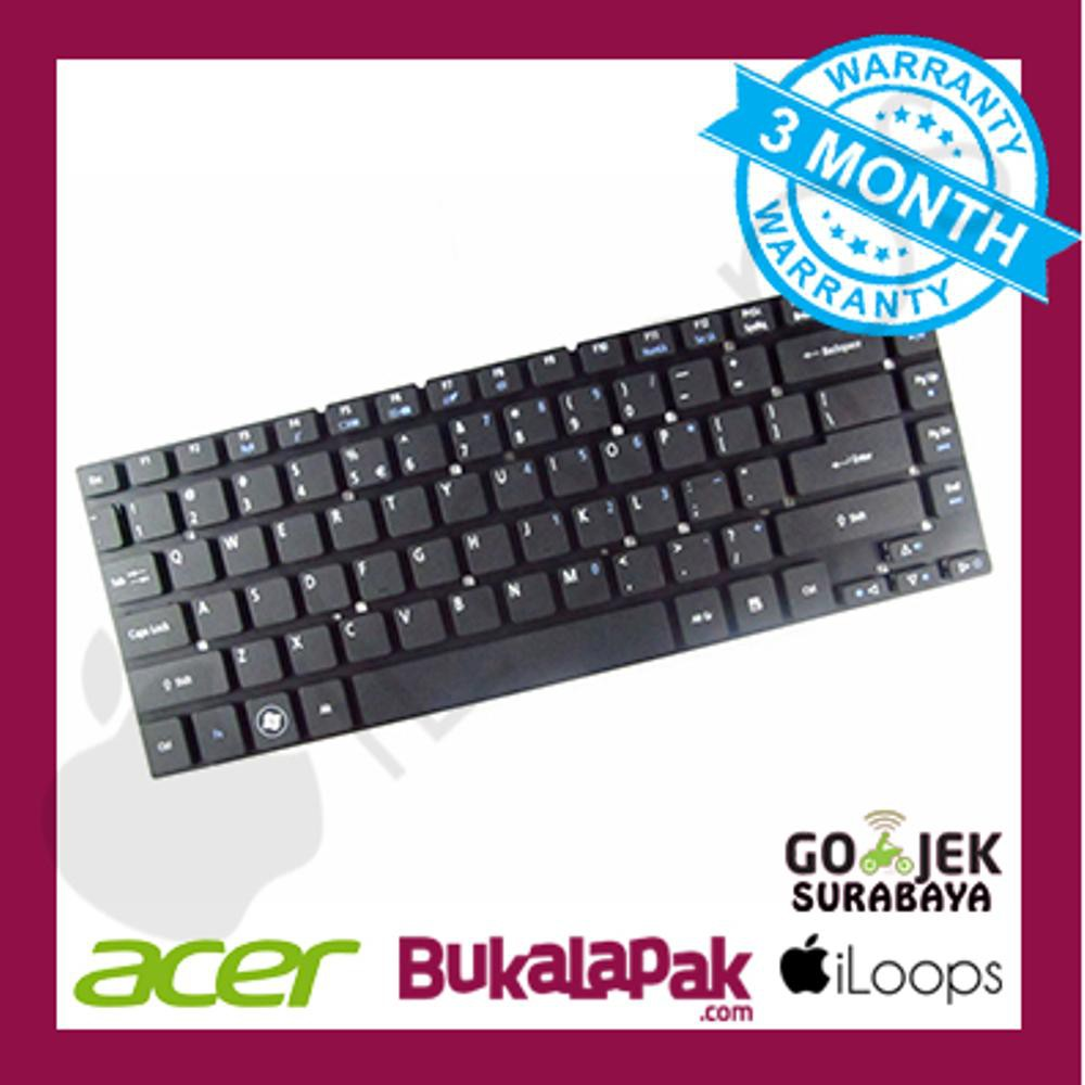 Jual Keyboard Laptop Acer 4755 E5 471 E1 410 420 E1430 V3 431 Baterai Aspire 421 421g 431g 471g 521 531 Oem Berkualitas Shopee Indonesia