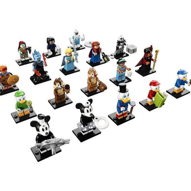 LEGO Disney Series 2 Minifigures HADES /& HERCULES MOVIE minifig 71024