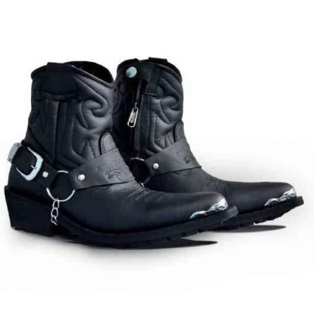 sepatu jenggel - Temukan Harga dan Penawaran Boots Online Terbaik - Sepatu  Pria Februari 2019  2d3437fc03