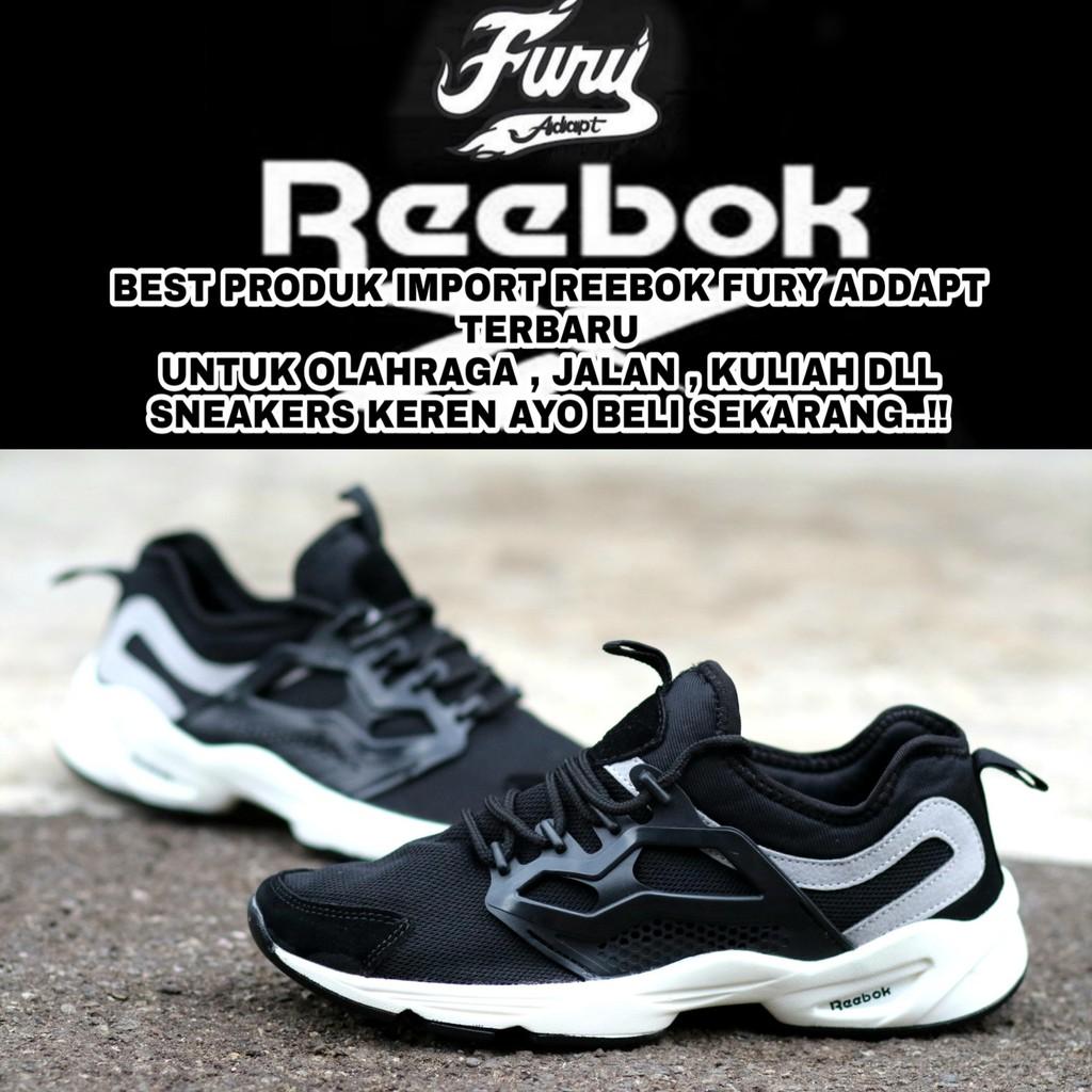 PROMO TERBARU!!! Sepatu Reebok LES MILLS Hayasu Sneakers Kasual Olahraga  Running Lari Jogging Santai  c5cce52247