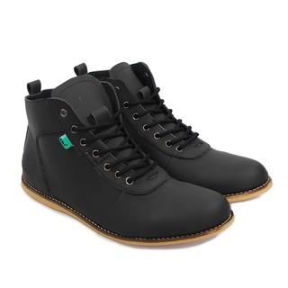Sepatu Casual Pria Boot Kickers Bro Sepatu Casual Kerja Formal ... fbb15ee04c