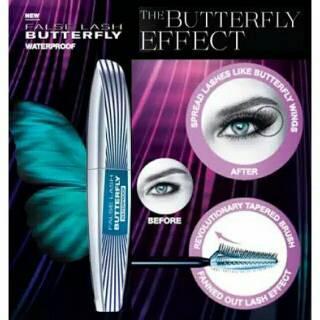 537fb4b9f7c Maskara Mascara Loreal Paris Butterfly / L'oreal Paris False lash Mascara