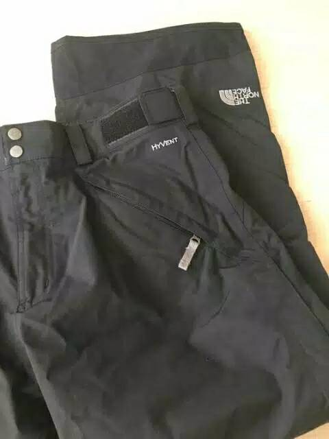 The North Face Men S Freedom Hyvent Insulated Pants Snow Original Shopee Indonesia
