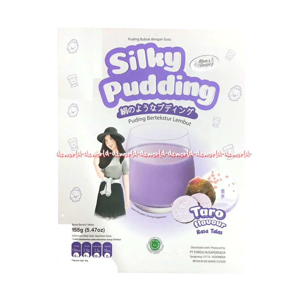 Silky Pudding Powder Shopee Indonesia Moiaa 200 Gr Premix Moia Moya  Hemat Hot