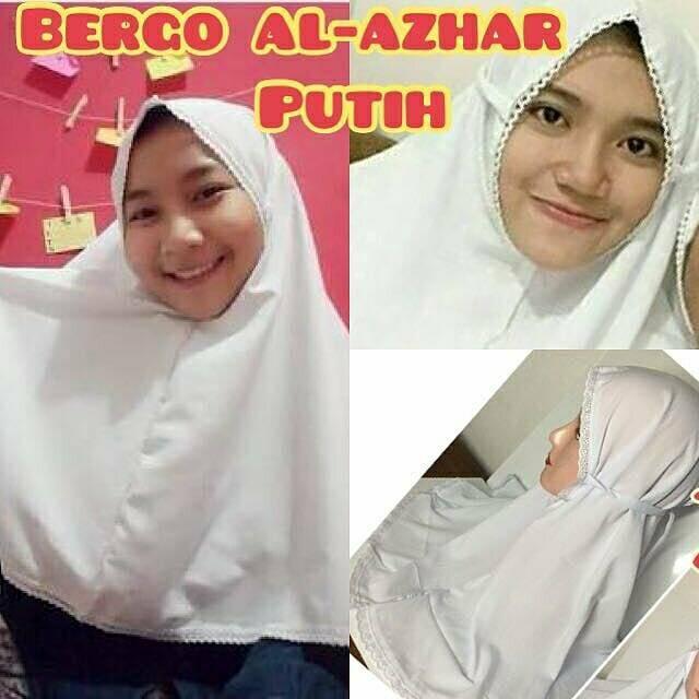 Grosir Isi 5 Jilbab Hijab Kerudung Instan Pet Anak Sd Sekolah Serut