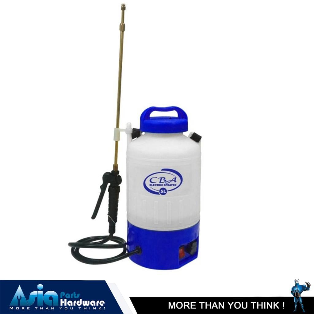 Sprayer CBA Elektrik 5 Liter Original