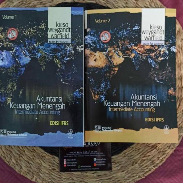 Terbaik Obral Akuntansi Keuangan Menengah Volume 2 Edisi Ifrs Kieso Weygandt Shopee Indonesia