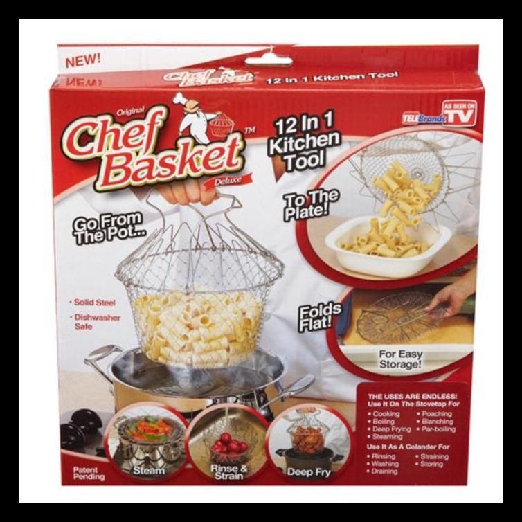 chef basket / magic kitchen / jaring