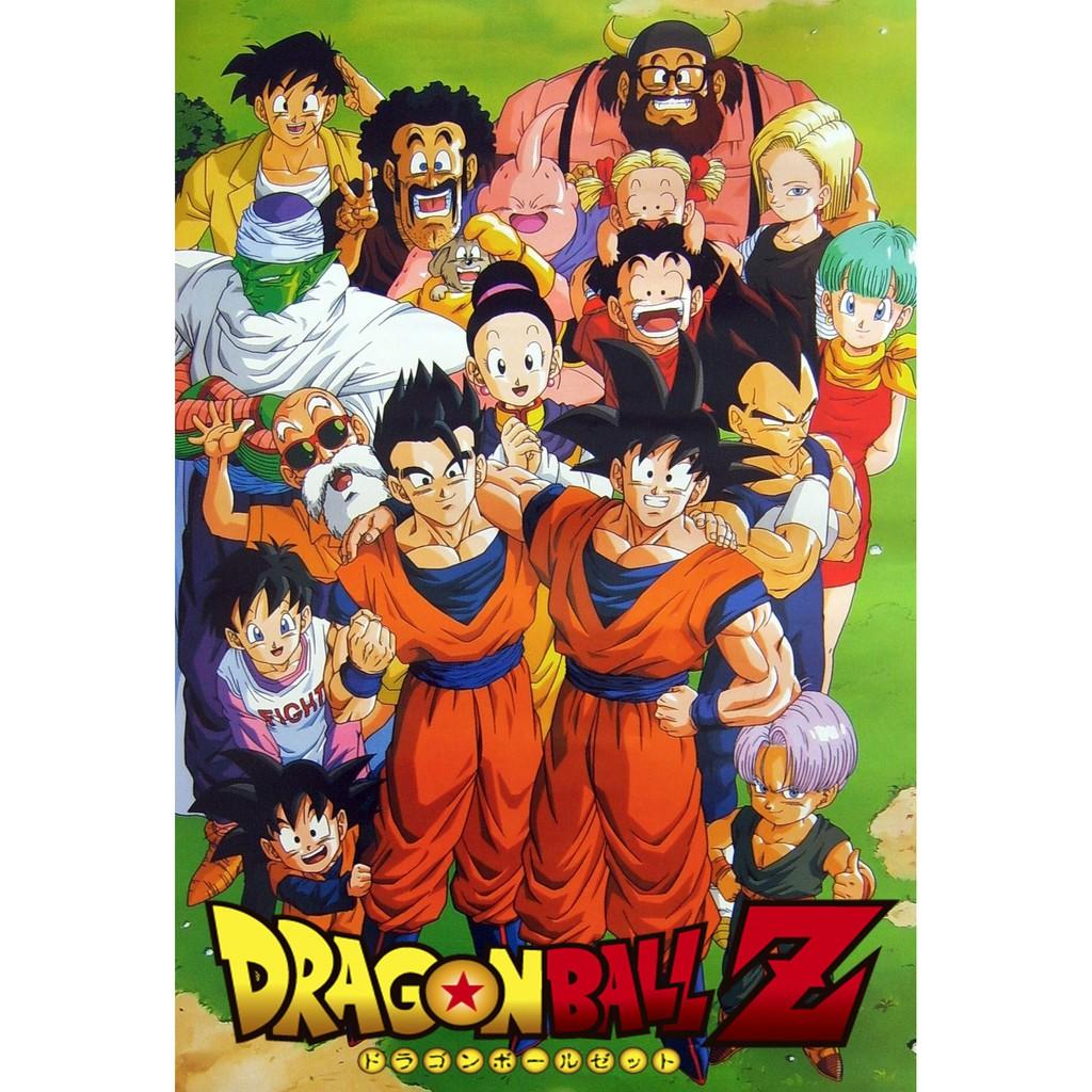 Dvd Anime Dragon Ball Z Sub Indo Lengkap Full Episode Subtitle Indonesia Shopee Indonesia