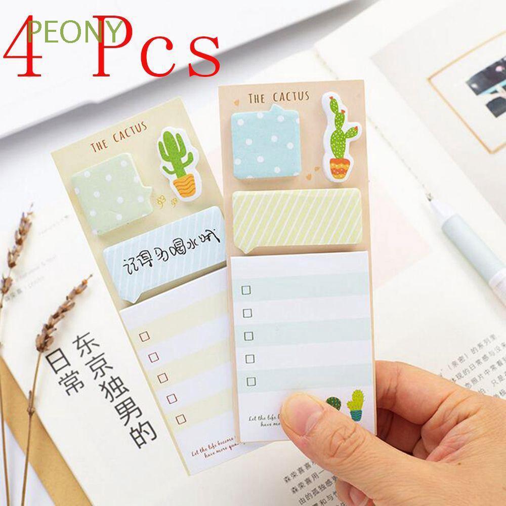 Colorful Memo Pad Paster Sticker