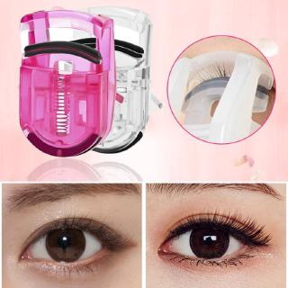 4 Colors Portable Mini Eyelash Curler,Curling Clip False Eyelash,Beauty Makeup Tool Accessories thumbnail