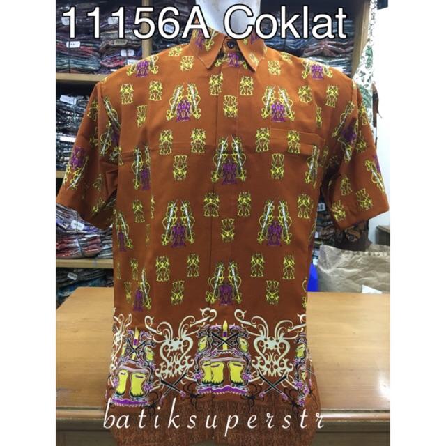 Kemeja Batik  f2c12830ff