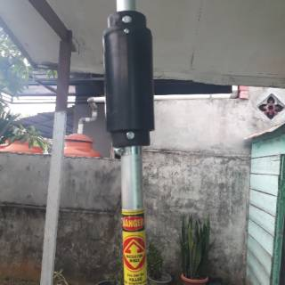 Antenna Radio HT RIg V2R Hy-Gain by Telex Antena Base ...