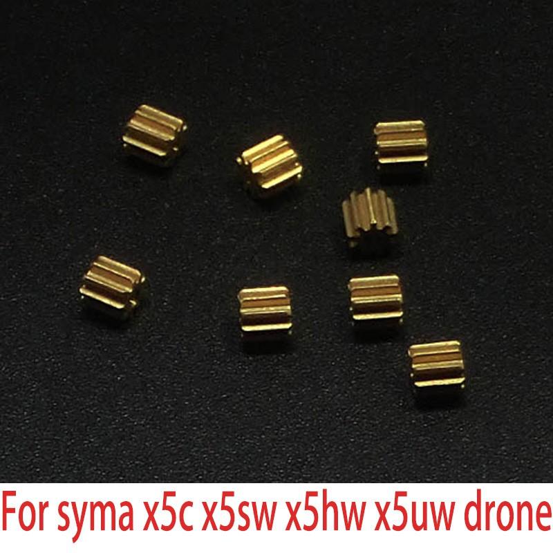8 Pcs Drone Motor Plastik Gear Metal Suku Cadang Aksesoris Syma @32859136985   Shopee Indonesia