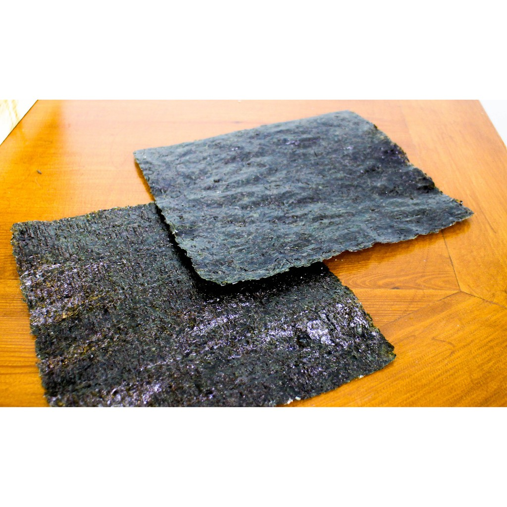 Gurih Ya Seaweed Nori Seasoning Spicy Bottle Shopee Indonesia Rumput Laut 20lembar